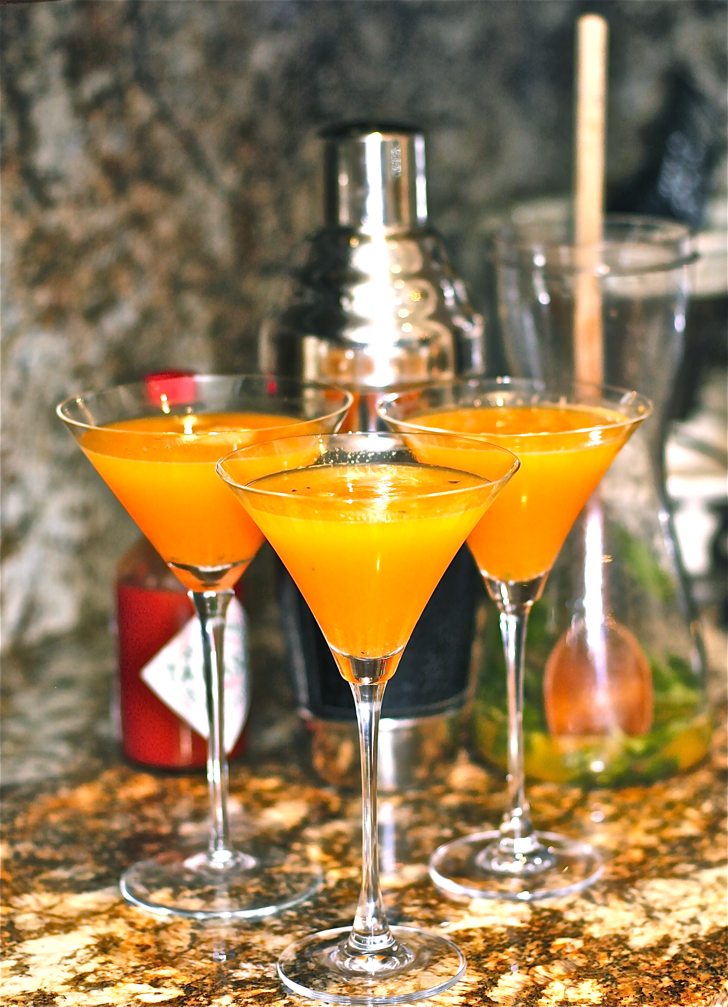 Hallow's Eve Cocktails - The Hopeless Housewife® - The Hopeless ...
