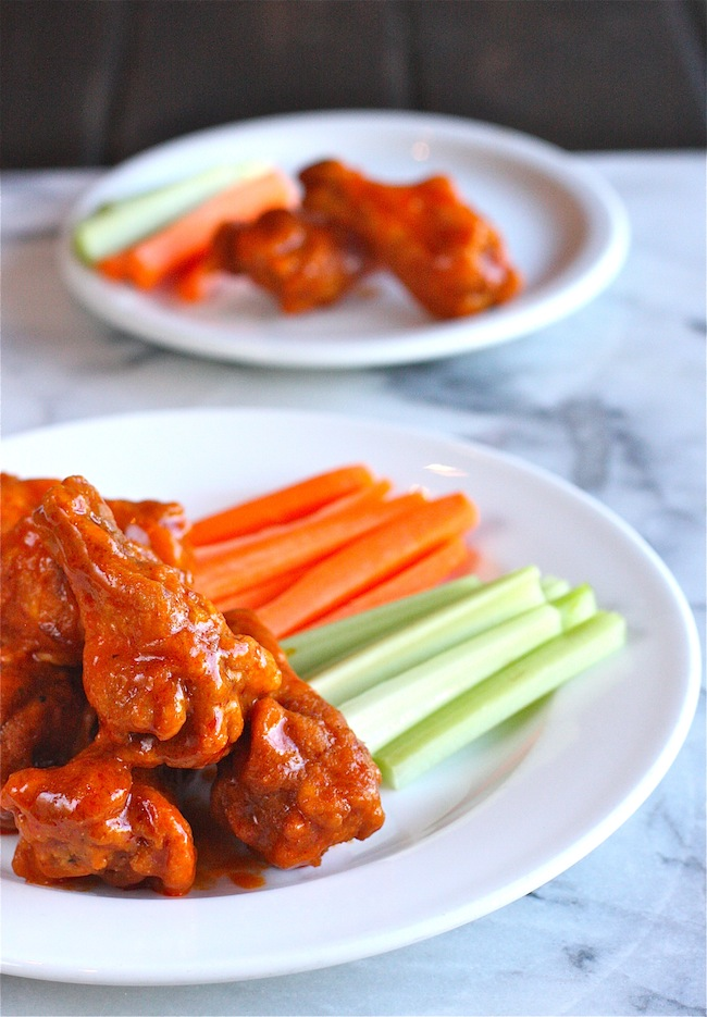 Classic Buffalo Hot Wings- The Best! | The Hopeless Housewife