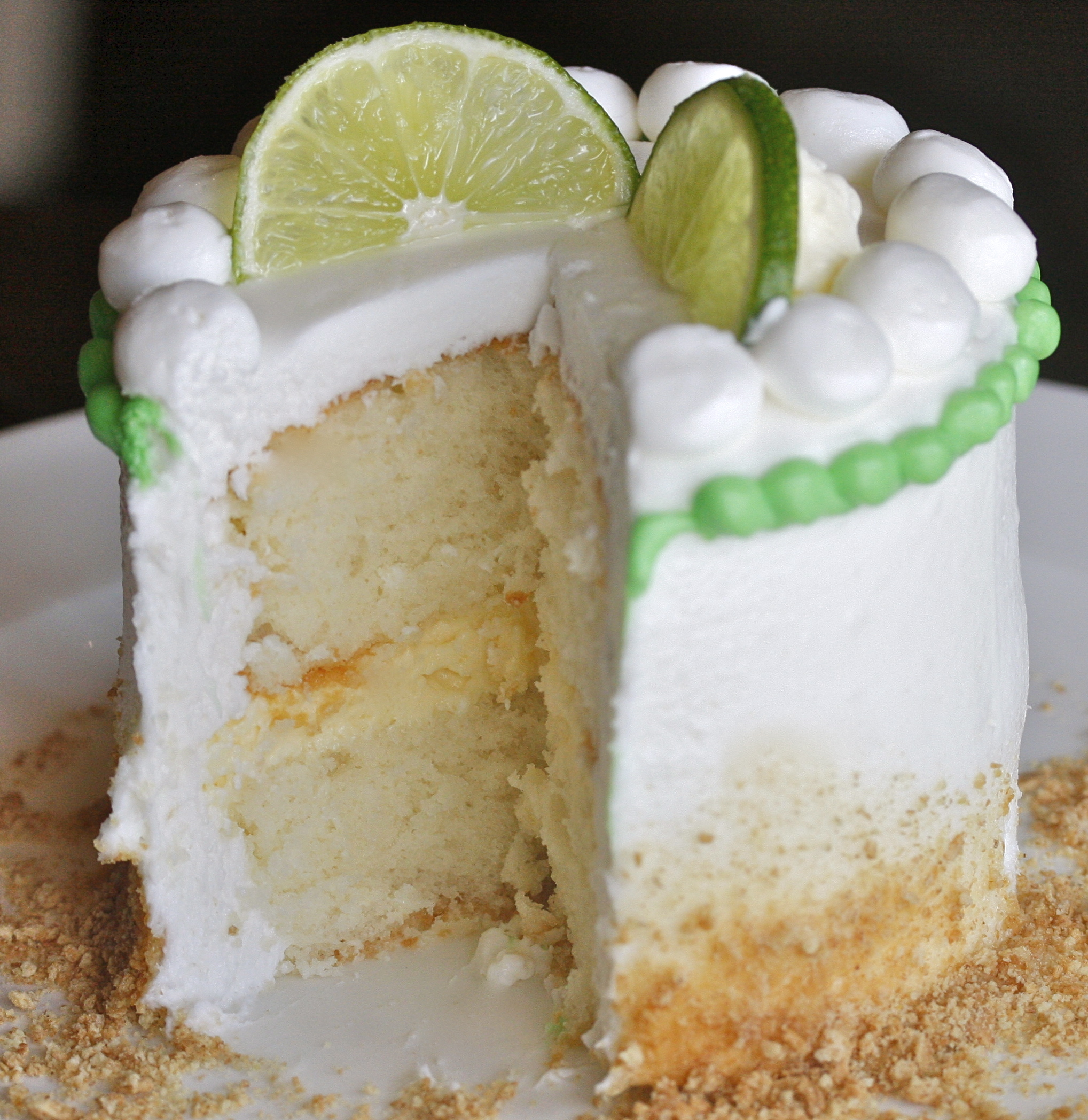 key lime cake ii key lime cream cheese frosting key lime cake ii ...