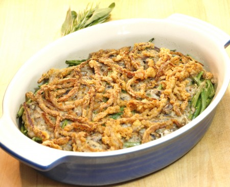 green bean casserole herbed green bean casserole herbed green bean ...