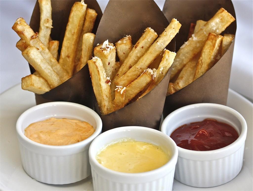 Картофель фри в домашних условиях - пошаговый рецепт с 86