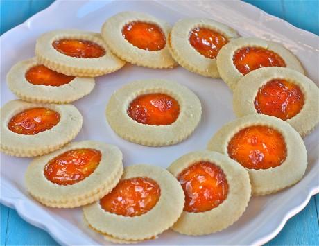 Apricot Shortbread 3