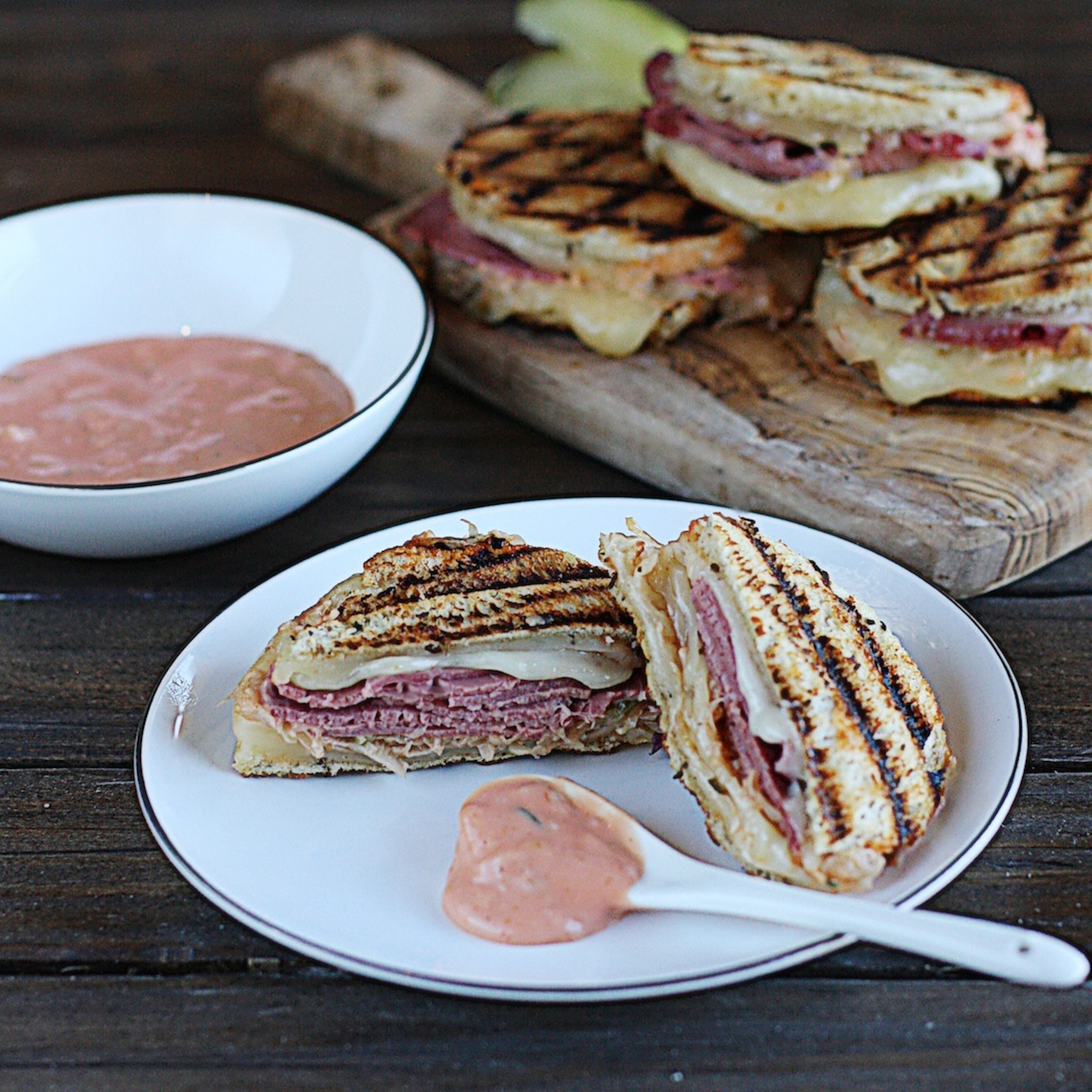 Crispy, Cheesy Party Sandwiches Recipes — Dishmaps