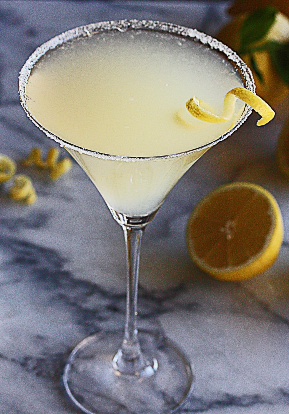The Perfect Lemon Drop The Hopeless Housewife