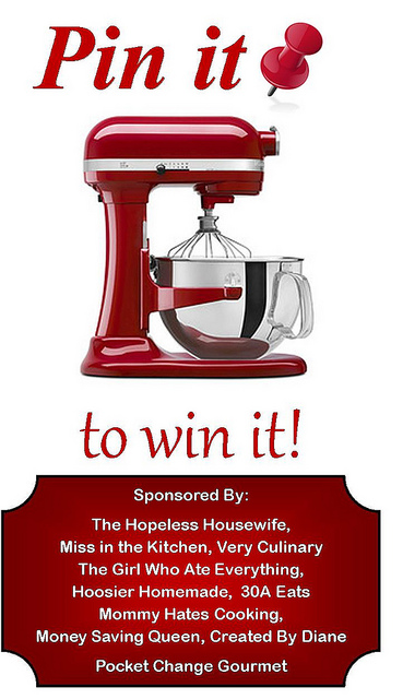 Win a $500 KitchenAid!