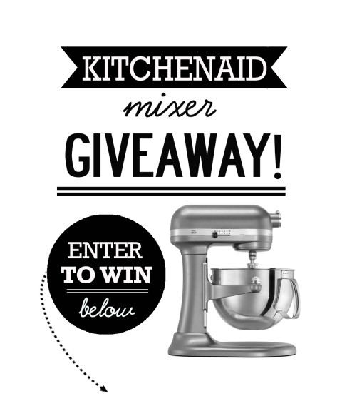 KitchenAid giveaway The Hopeless Housewife