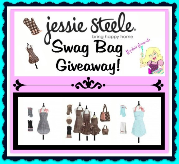 Jessie Steele Giveaway Ends 11-4