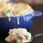 Turkey Shepherd's Pie | The Hopeless Housewife