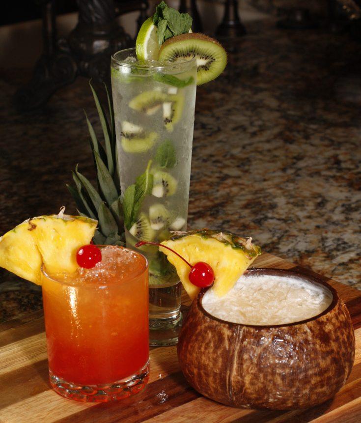 Malibu Dream Mocktail