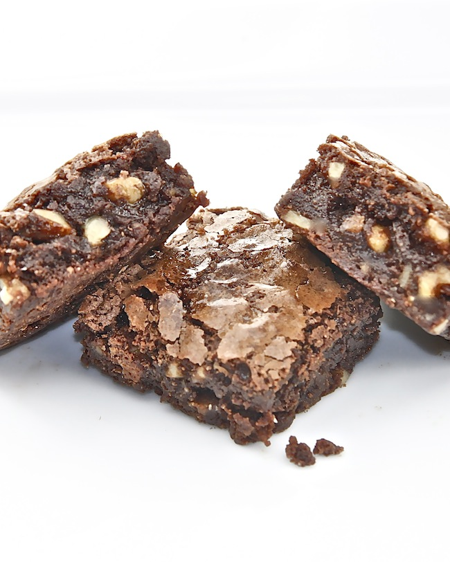 Katharine Hepburn's Brownies- Unbelievable Moist! | The Hopeless Housewife