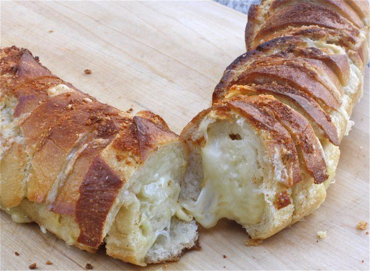 Union Jack Bread