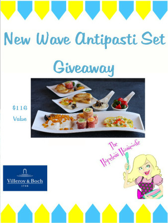 Antipasti Set Giveaway The Hopeless Housewife 2