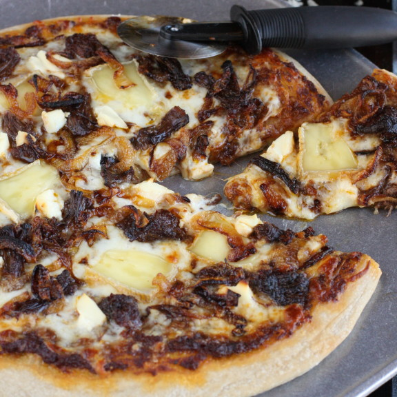 Short Rib and Brie Pizza 3