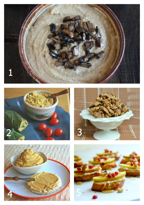 100+ Amazing Fall Foods: Appeitizers- The Hopeless Housewife