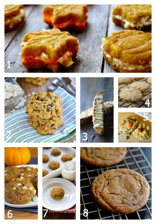 100+ Amazing Fall Foods: Cookies- The Hopeless Housewife