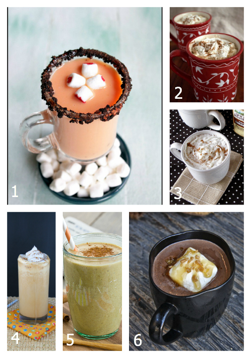 100+ Amazing Fall Foods: Drinks- The Hopeless Housewife