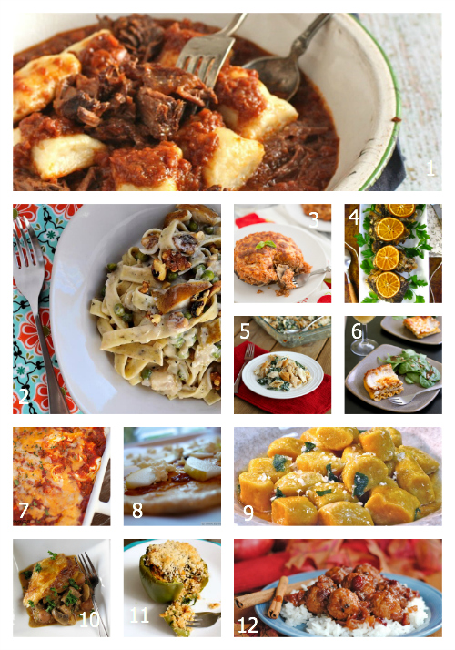100+ Amazing Fall Recipes: Main Dishes- The Hopeless Housewife