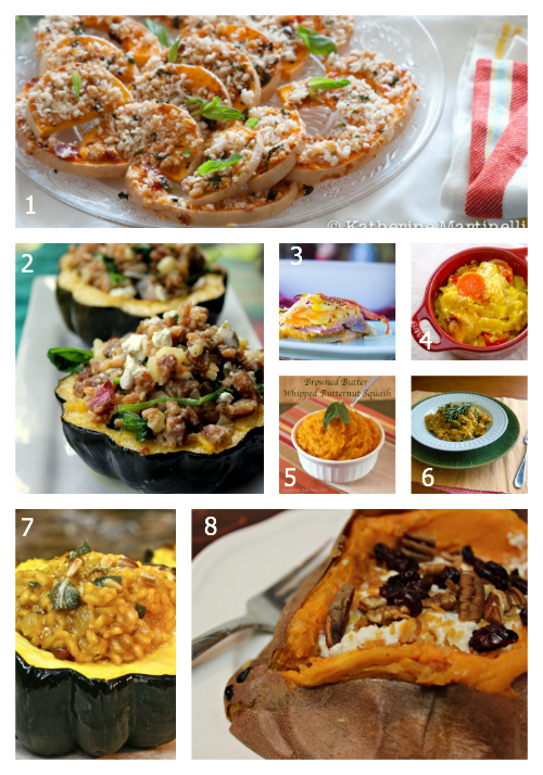 100+ Amazing Fall Recipes: Veggies and Sides- The Hopeless Housewife