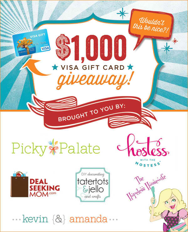 1000-visa-gift-card-giveaway- The Hopeless Housewife