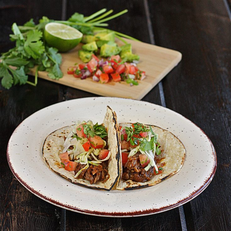 Coke-Braised Short Rib Tacos: Food Truck Frenzy!